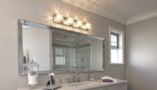 Budget Glass products include residential mirrors
