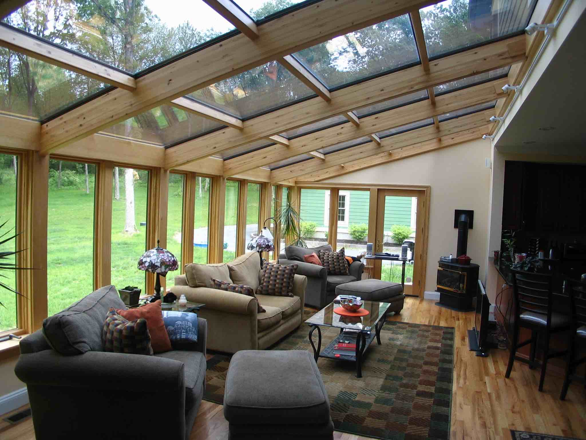 Sunrooms four seasons distributor budget glass nanaimo bc for All season rooms