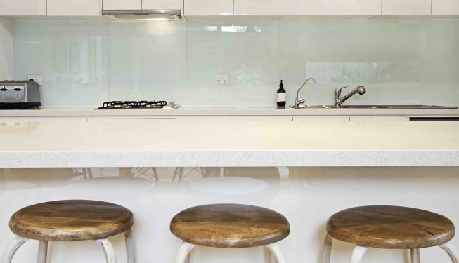 Backsplash for Kitchens & Bathrooms available at Budget Glass