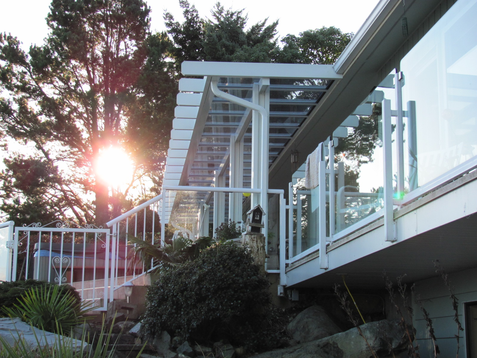 Patio Covers Amp Canopies Budget Glass Nanaimo Bc