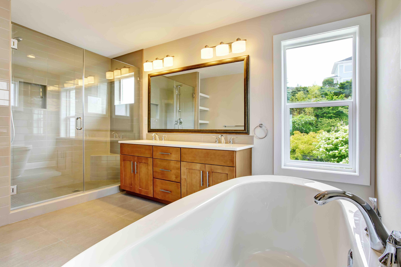 Budget glass nanaimo retail commercial and auto glass for Bathroom cabinets nanaimo