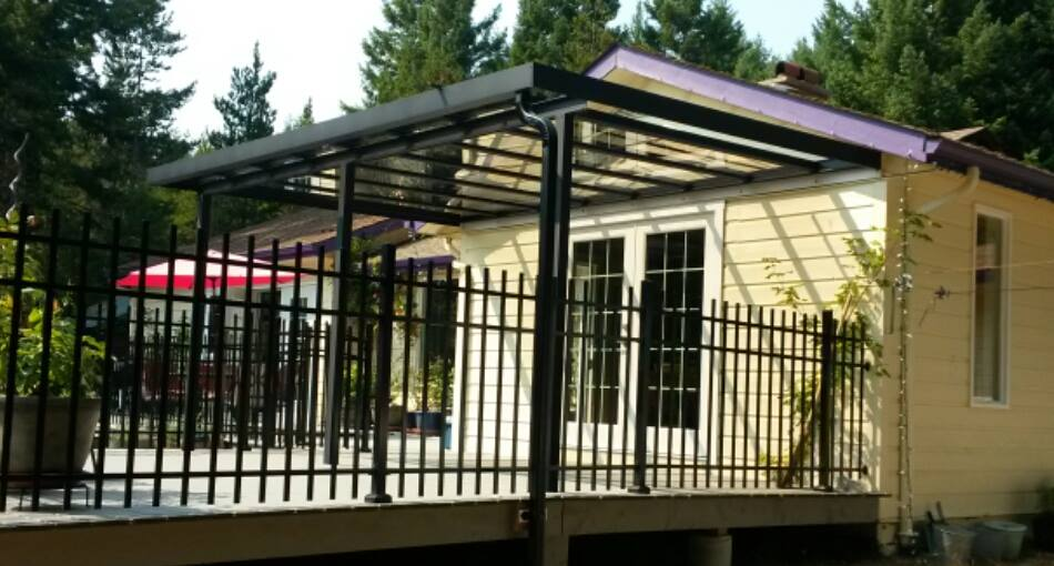Patio Covers & Canopies | Budget Glass | Nanaimo BC