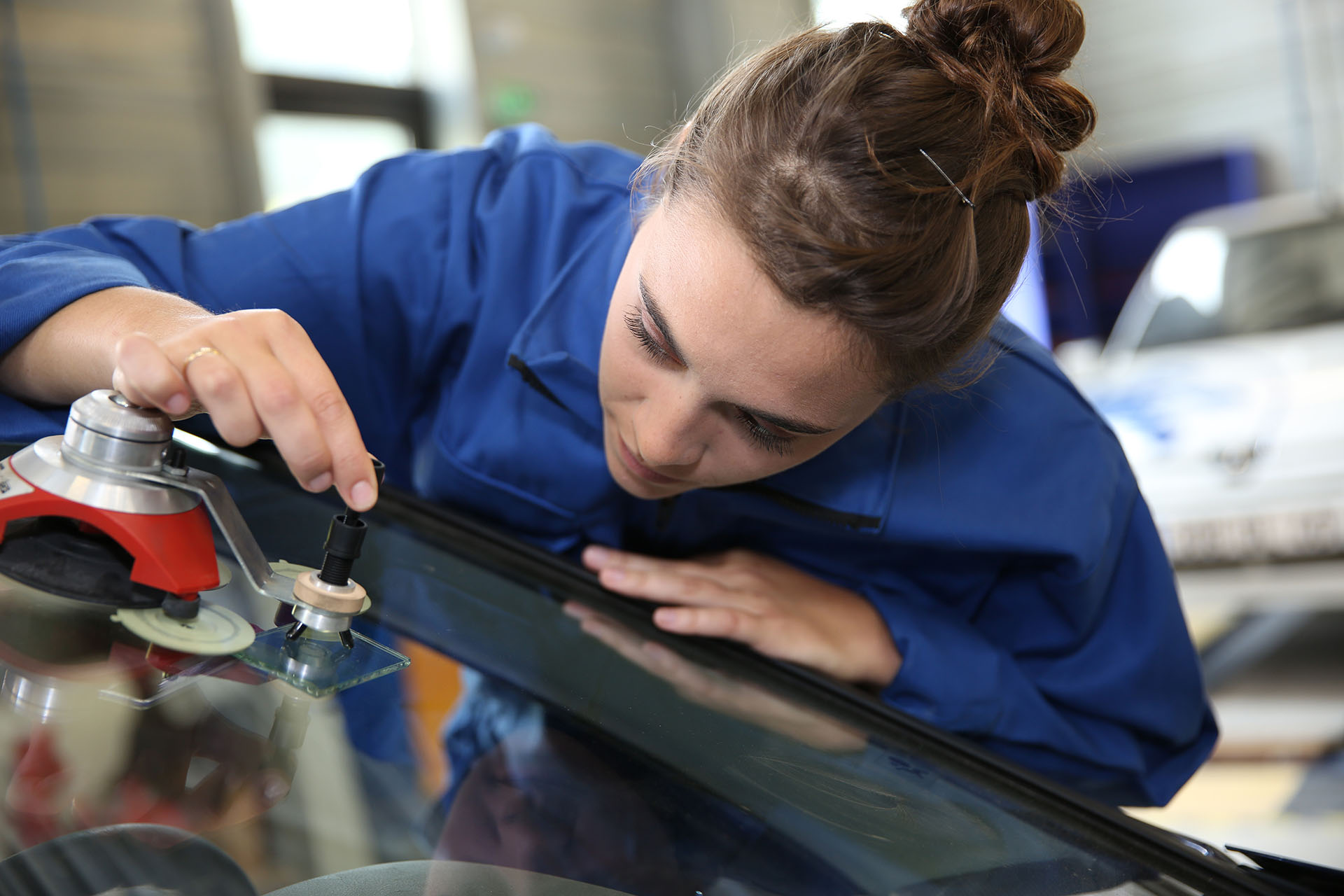 Windshield repair services in Nanaimo BC