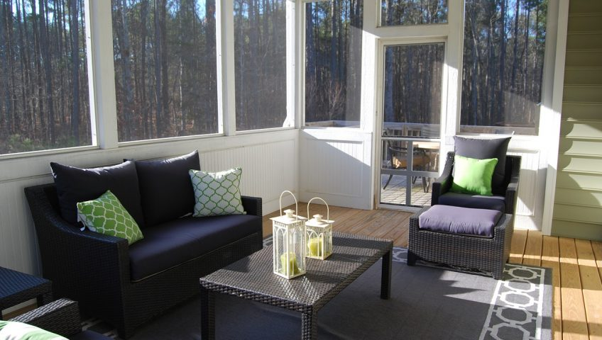 extend patio season with a sunroom