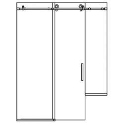 shower-tub-single-slider-2-panels-1-notched